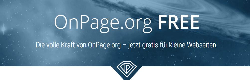 OnPage.org Free