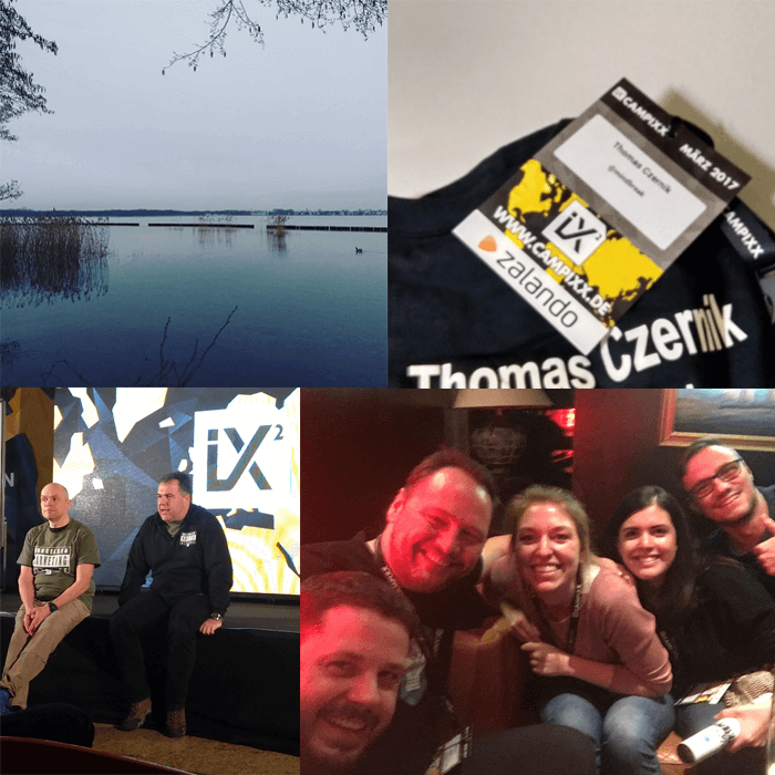 Impressionen zur SEO Campixx 2017 => Mügglsee